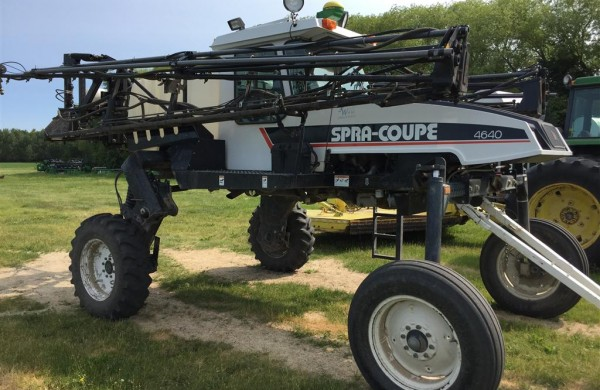 2003 Spra-Coupe 4640 Sprayer