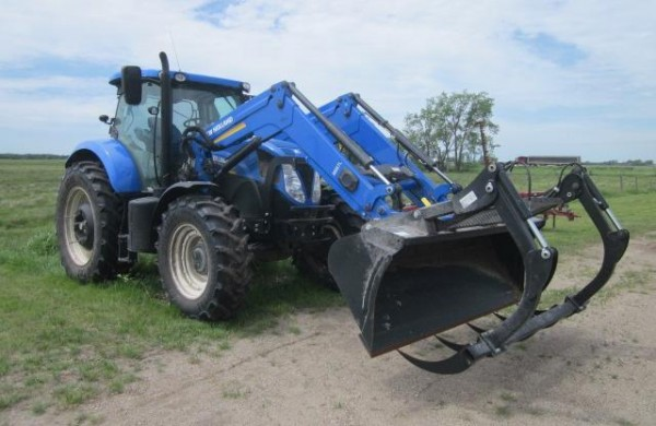 2013 New Holland T7.200 Tractor