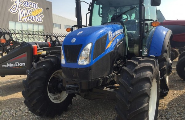 2016 New Holland T5.115 Tractor