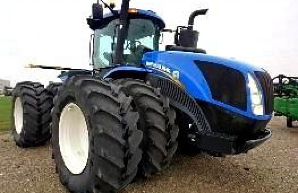 2014 New Holland T9.565HD Tractor