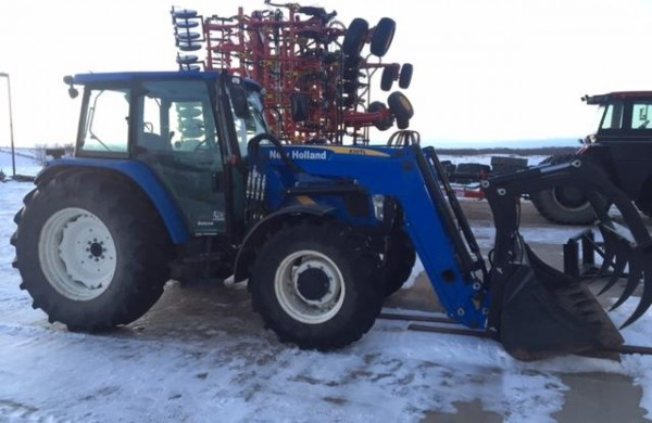 2012 New Holland T5070 Tractor