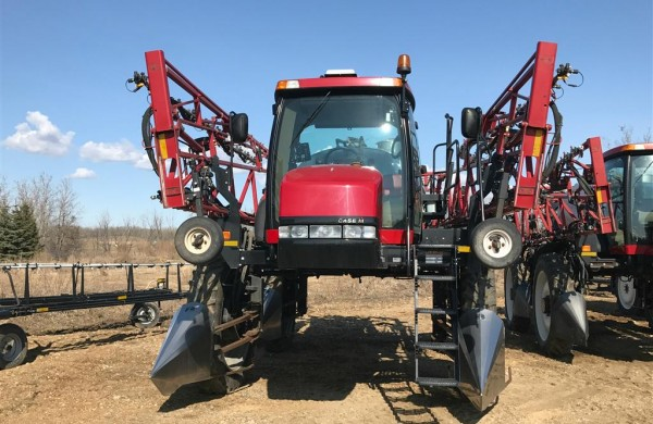 2013 Case IH 3330 Sprayer