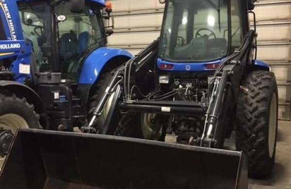 2012 New Holland BUCKET Tractor Attachment