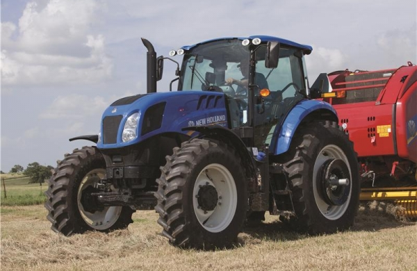 2016 New Holland TS6.140 T4B Tractor