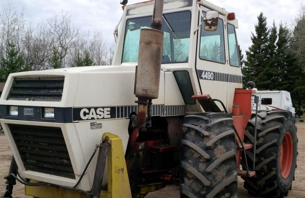 1980 Case IH 4490 Tractor