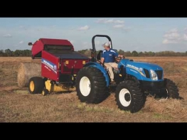 Machinery Minute: Is the RF Series Round Baler Right For You?