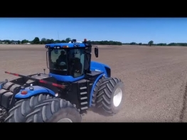 Machinery Minute: T9 Auto Command™ Tractor with CVT
