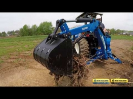 More Power - New Holland Boomer 35-55 PTO hp