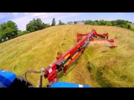 WideDry Conditioning Systems by New Holland