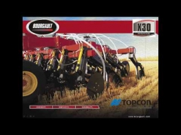 Bourgault X30 - Area Counters Explained