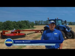 Setting and Using Flotation Systems on H7000 Series Disc Mowers
