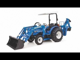 Workmaster™ 25 - Compact Tractor Competitor Comparison