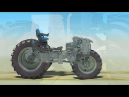 How it Works: New Holland T6 Terraglide