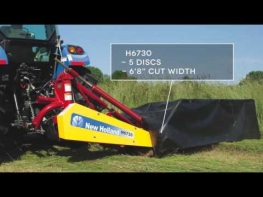 H6000 Series Lineup by New Holland