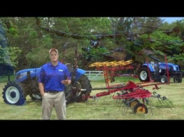 How Does a ProTed Rotary Tedder Work?