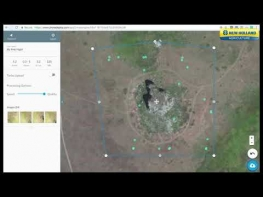 PLM™ Drone Data Management: Drone Data Mapping