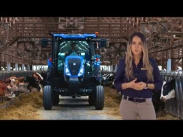 New Holland T6 Series - 2 Wheel Drive