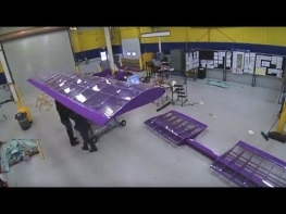 Time Lapse of Flugtag Build - The Survivor Tractor