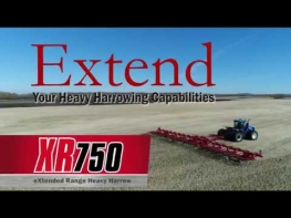 Bourgault XR750 eXtended Range Heavy Harrow