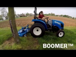 Easy to Service AND a Great Warranty - The Boomer