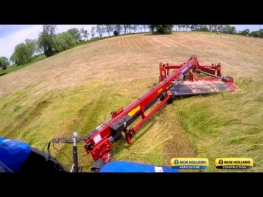 How to Change Knives in Seconds with QuickMax by New Holland