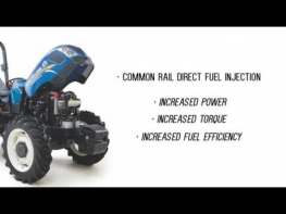 Power Up. WORKMASTER Tractor Engine Performance