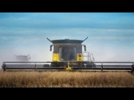 Watch Your Harvest Grow with New Holland
