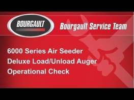 Bourgault Deluxe Auger Functional Test