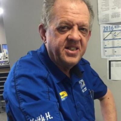 Keith Hurt