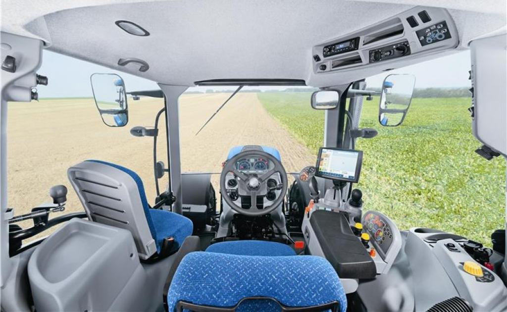 New Holland T7 Series Tractors