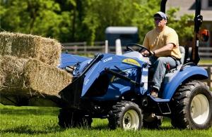 Tractors - Compact