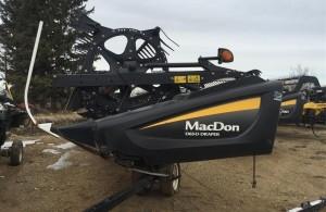 2013 MacDon D65 Header Combine