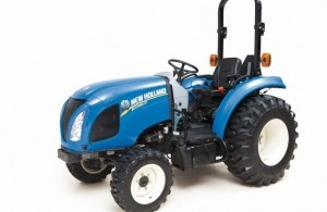 2014 New Holland BOOMER 37 Tractor Compact