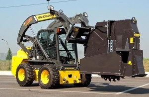 2016 New Holland L223 Skid Steer Loader