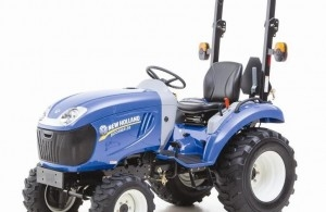 2016 New Holland BOOMER24 Tractor Compact