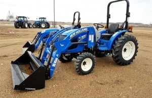 2016 New Holland WORKMASTER33 Tractor Compact