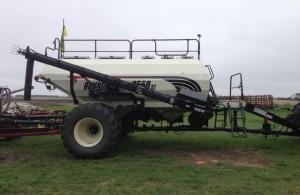 2010 Bourgault 6550 Air Tank/Cart