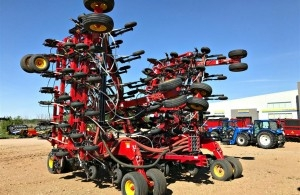 2014 Bourgault 3320QDA Air Drill