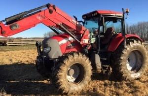 2013 McCormick MTX120 Tractor