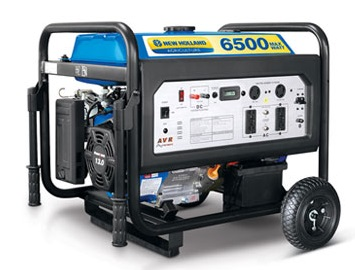 New Holland Generators