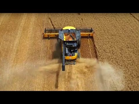 Don't leave money in the field! The financial savings using a CR Combine