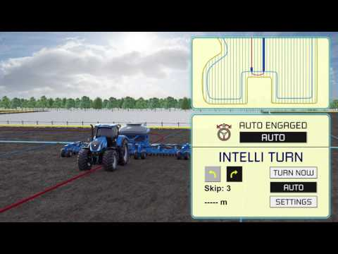 "IntelliTurnâ""¢ Intelligent Automatic End of Row Turn System"