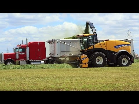 "Machinery Minute: DuraCrackerâ""¢ Heavy-Duty Crop Processor"