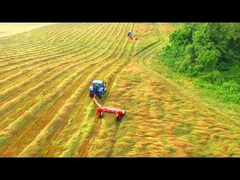 What makes H7000 Discbine® Disc Mower-Conditioners Great