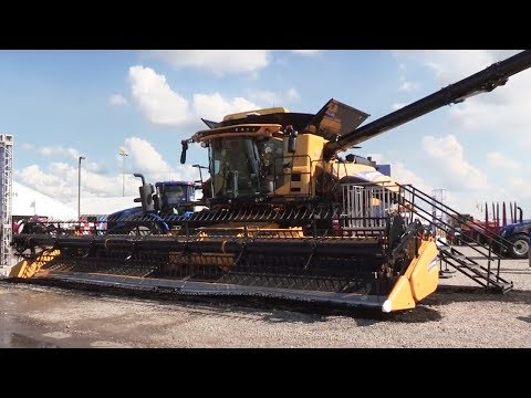 Machinery Minute: 2018 CR Revelation Combine