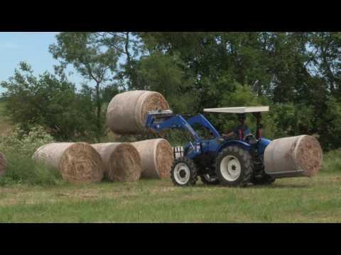 Master Material Handling. WORKMASTER Tractor Loader Work