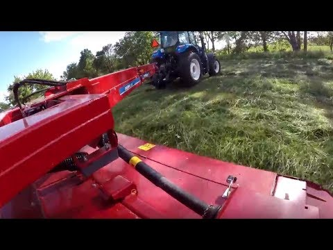 Disc Mower-Conditioners: Discbine® 310 and 312