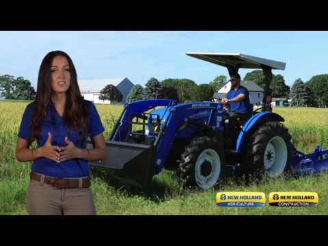 At Your Service. WORKMASTER Tractor Serviceability