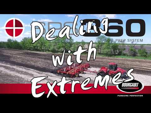 Bourgault SPS360 - Dealing with Extremes