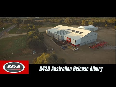 Bourgault 3420 PHD Release - Albury, NSW